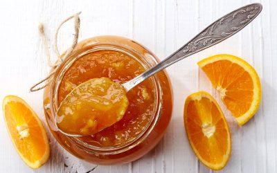 La ricetta per la marmellatadiarancesenza zucchero
